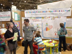 Photo du Stand ANEN au salon Primevère