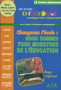 Guide annuaire des écoles différentes